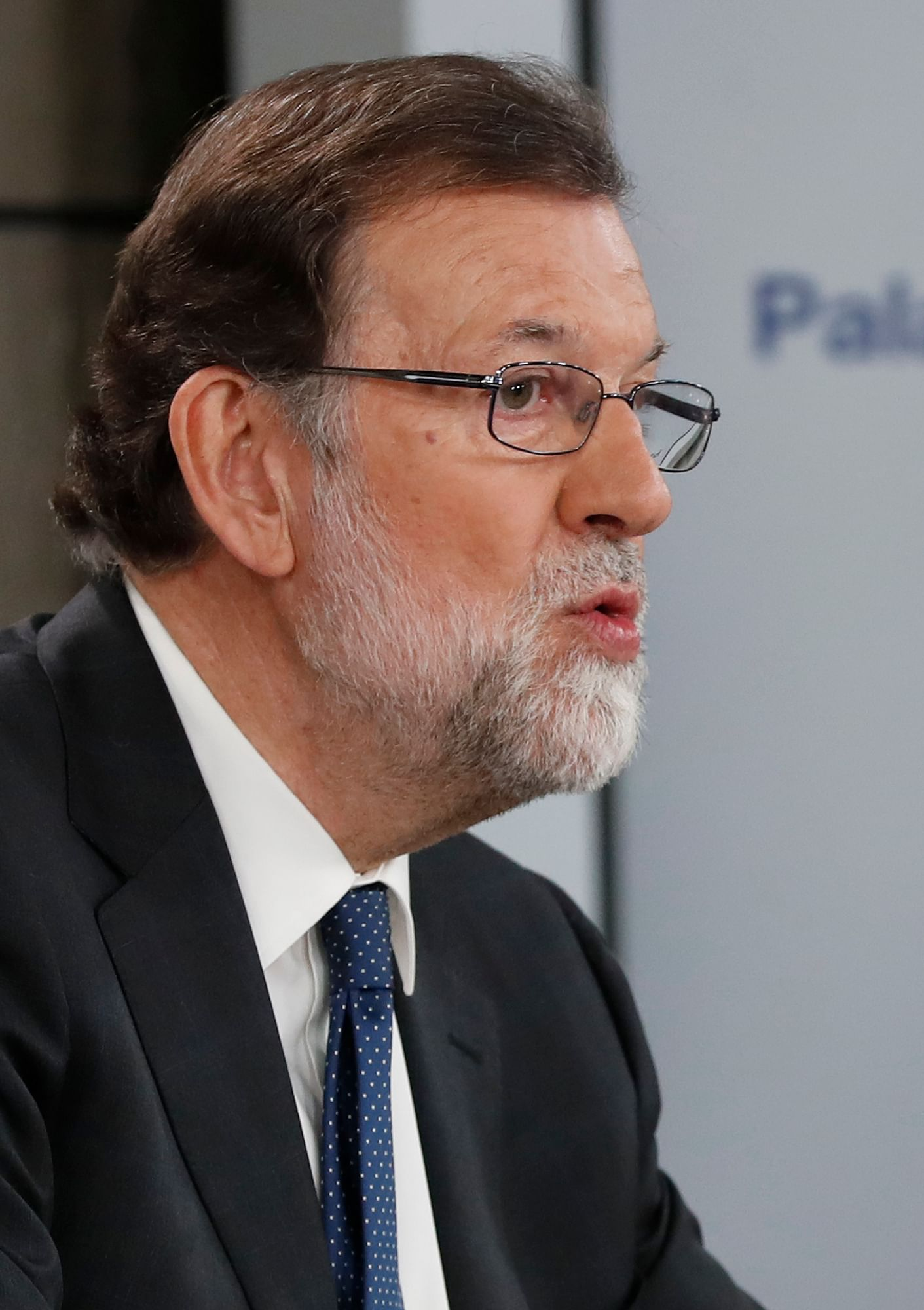'Spain Is Full Of Spanish People': Ousted Prime Minister