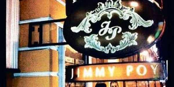 Jimmy Poy, a bar named after Mithun Chakraborty's character in Disco Dancer. | Express Photo Services