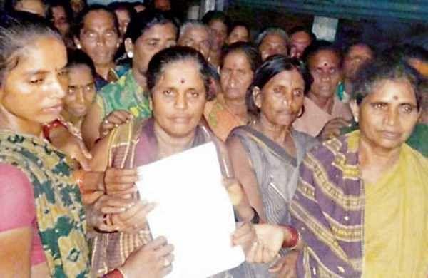 Women's group members at a meeting in Keerthipuram of Srikakulam district | File photo