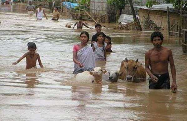 Assam flood, landslide toll at 70, nearly 13 lakh affected