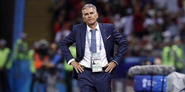 Carlos Queiroz - Spain
