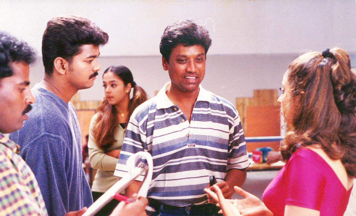 Image result for sj surya with vijay
