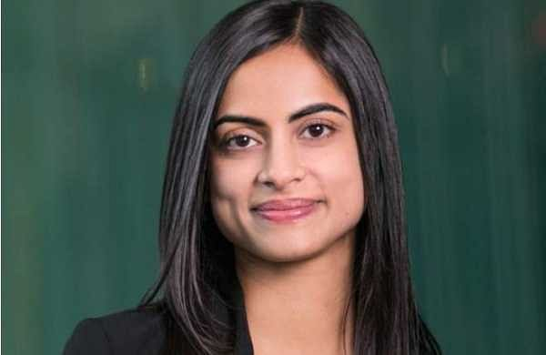 Dhivya Suryadevara  From St John U2019s  Chennai To General Motors Cfo