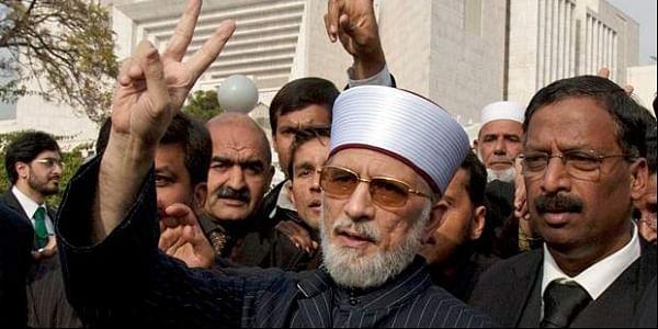 Canada-based cleric Tahir ul Qadri to boycott Pakistan polls
