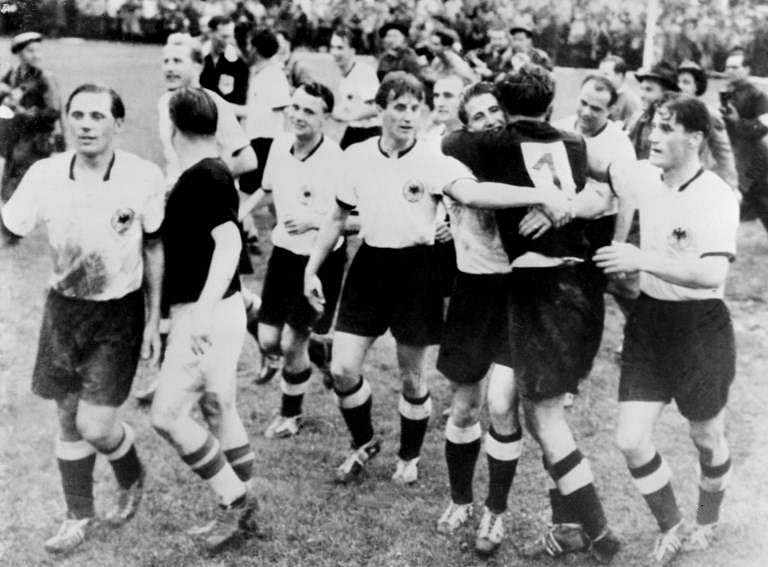 HUNGARY 9, SOUTH KOREA 0: The Hungary team of 1954 is one of the most-revered in World Cup history, and it had arguably the best player in the world in Ferenc Puskas. The 'Magical Magyars,' unbeaten in four years, scored nine against South Korea in their opening match. Puskas got two of them, while Sandor Kocsis scored a hat trick. Kocsis would go on to be the top scorer in that World Cup with 11 goals. In its second match, Hungary beat West Germany 8-3. Hungary faced West Germany again in the final and took a 2-0 lead but lost 3-2 in what has become known as the 'Miracle of Bern.' (File photo | AFP)