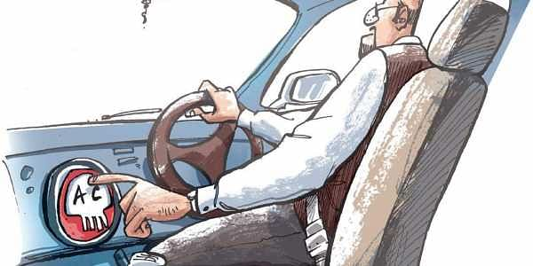 graphic, road accident, driving, driver's seat, illustration