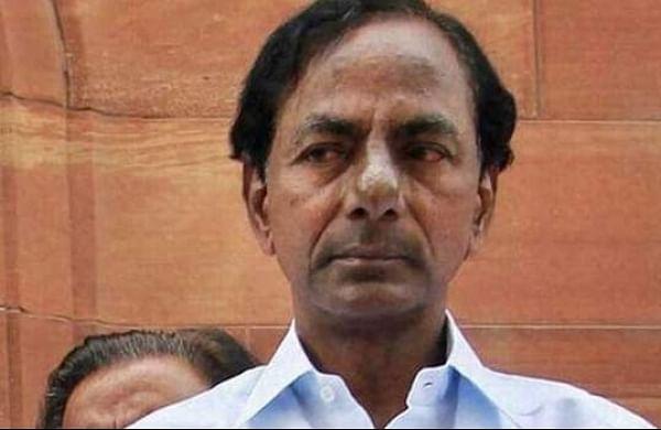 Telangana CM KCR | File PTI