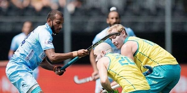 India Go Down Fighting 2 3 To Australia In Champions Trophy Hockey