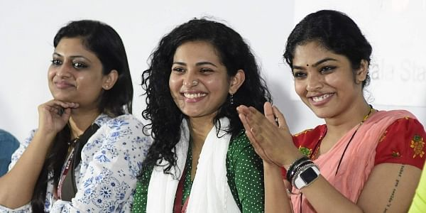 Image result for rima kallingal and parvathy