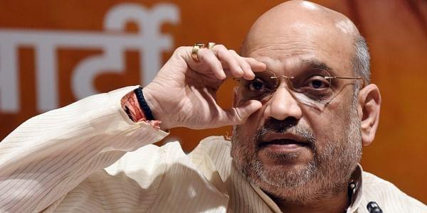 Bharatiya Janata Party (BJP) president Amit Shah