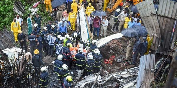 Mumbai plane crash