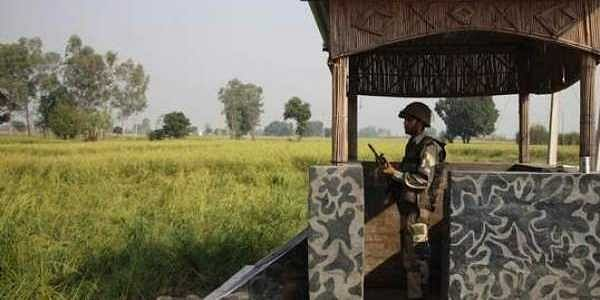 A file image of an Indian army personnel on duty. (File | AP)