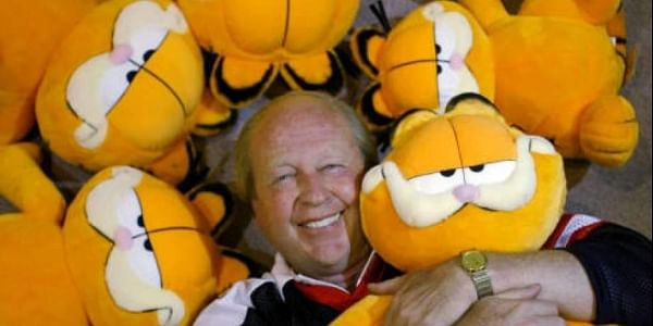 Garfield Creator Jim Davis Reveals Why Politics Is Not For The Big Orange Cat The New Indian Express