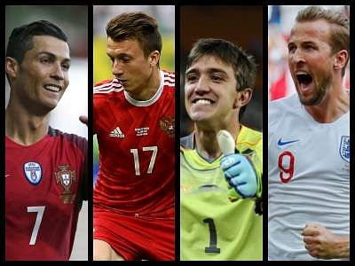 FIFA World Cup 2018 group stage stats: Top scorers, most