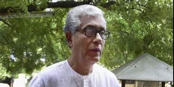 Former Tripura Chief Minister and CPI-M leader Manik Sarkar