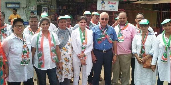 Former Goa Chief Minister and Congress MLA Luizinho Faleiro
