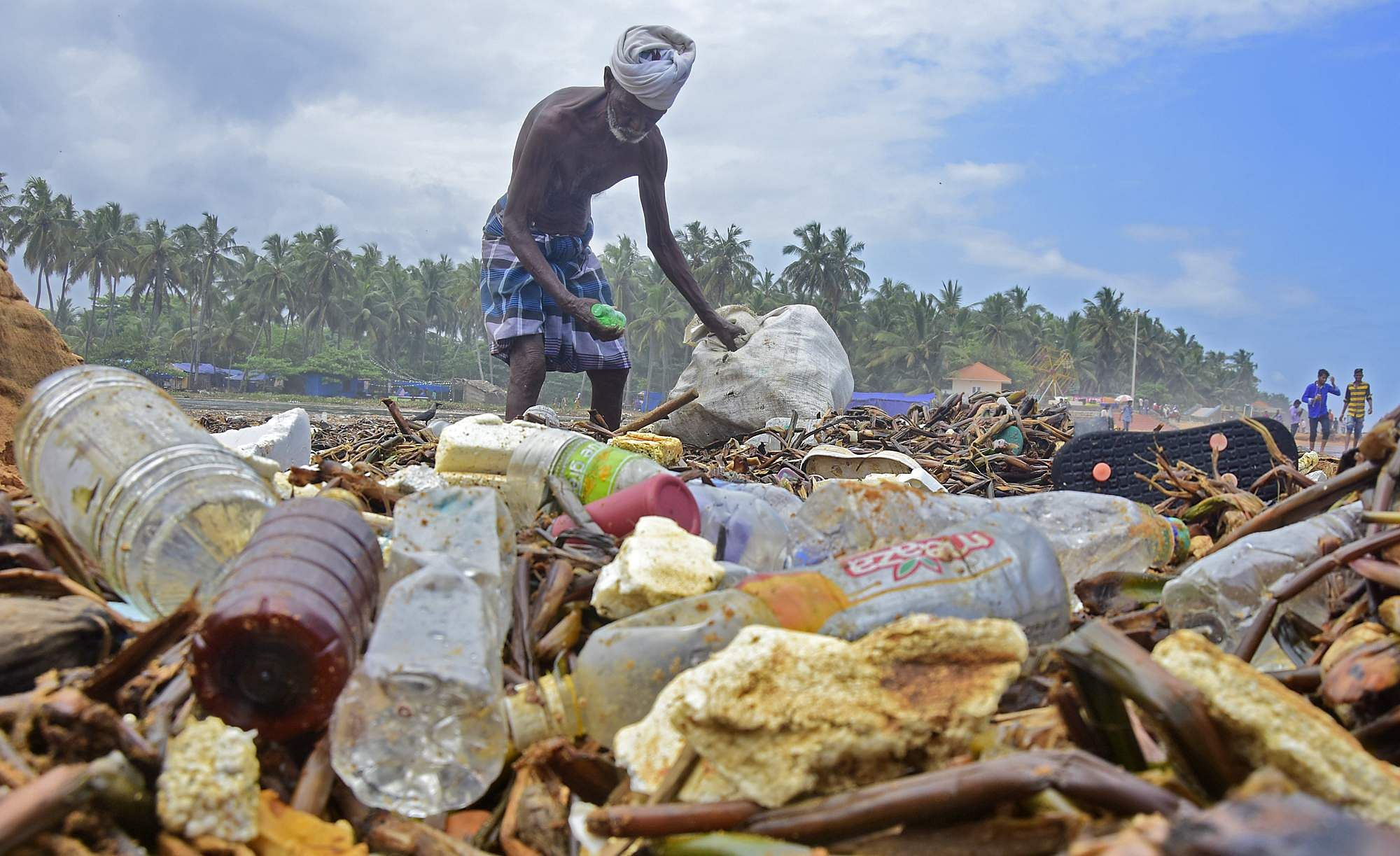 Say no to Plastic: If you can't refuse it reuse it- The New Indian