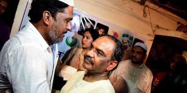 Nearly four months after his son was stabbed to death in west Delhi, Yashpal Saxena hosted an 'iftar' party to promote communal harmony and asserted he did not wanted a society where hatred was spread.