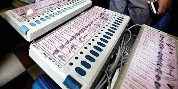EVM, electronic voting machine