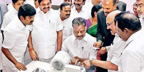 Tamil Nadu CM Edappadi K Palaniswami inaugurates Amma health check