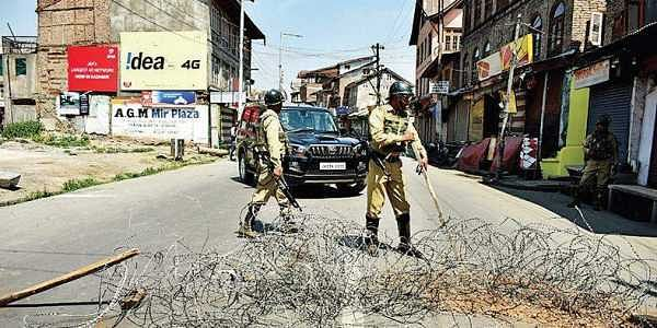 Cordon searches are on hold in Kashmir for the period of Ramzan | file photo