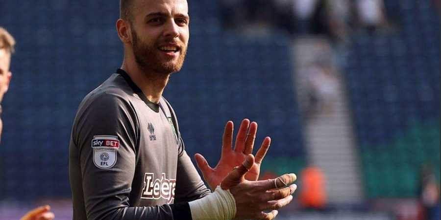 Goalkeeper Angus Gunn