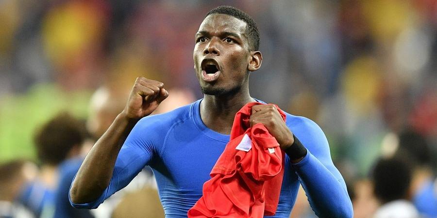 Paul Pogba of France | AP