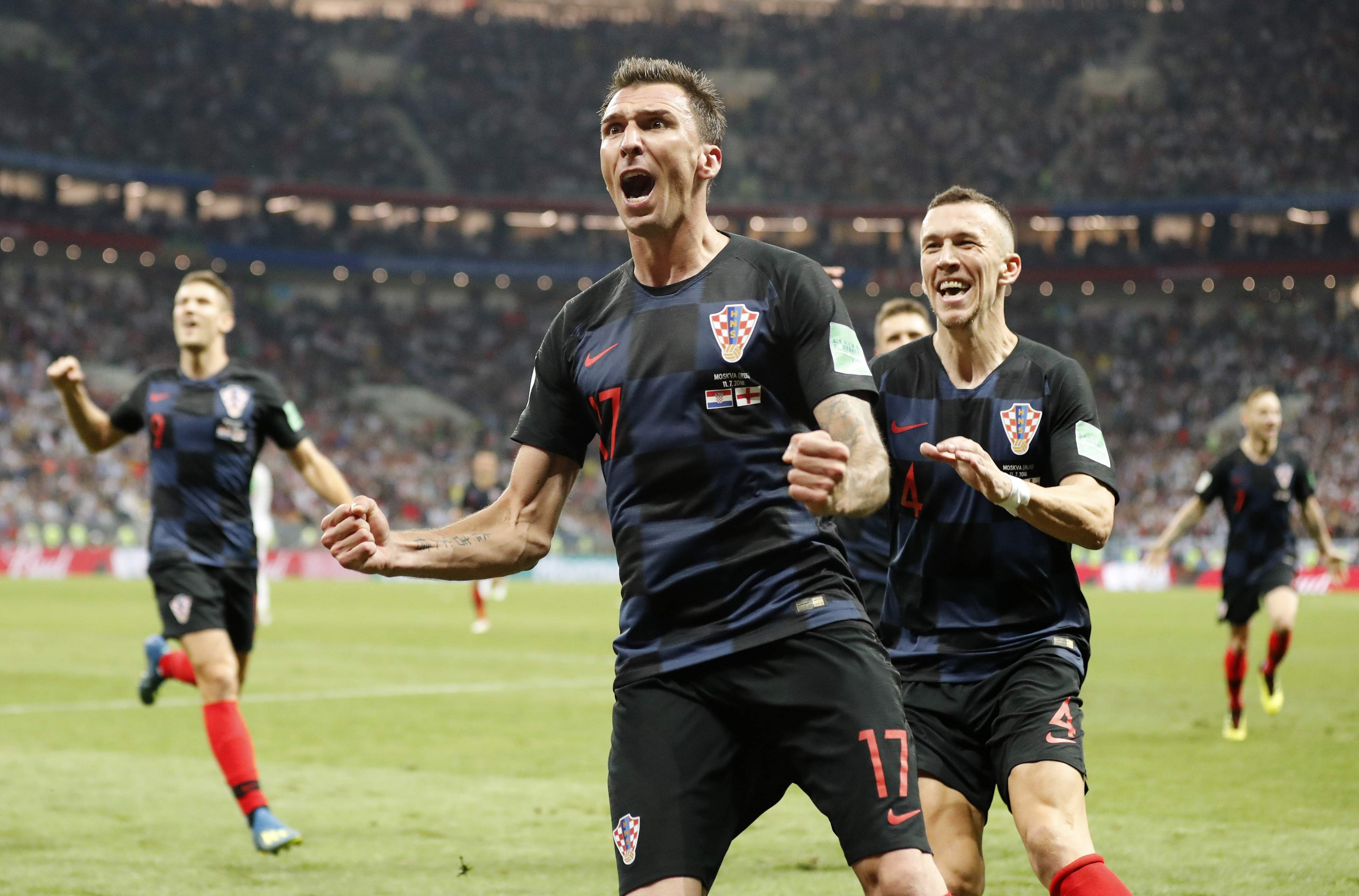 Image result for croatia england 2-1