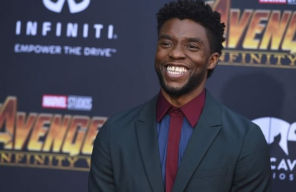 Chadwick Boseman honoured at Disneyland with mural