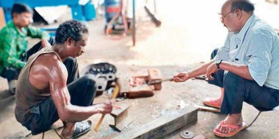 Odisha engineer's 'brake system' to ensure accident-free Rath Yatra- The  New Indian Express