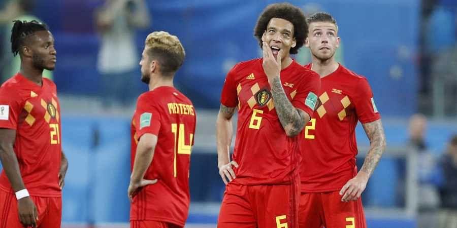Belgium footballers