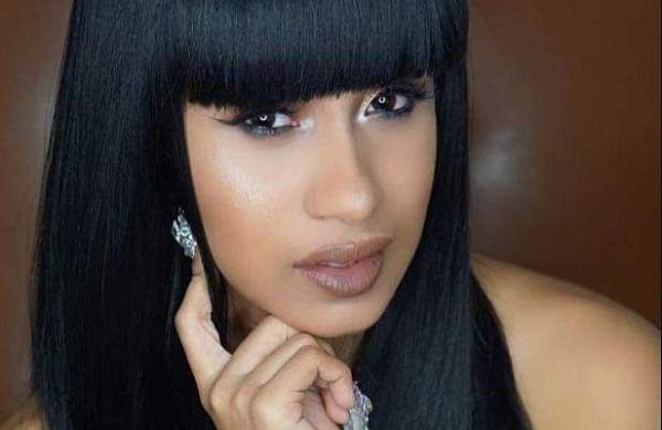 Rapper Cardi B Husband Offset Name Newborn Daughter Kulture Kiari