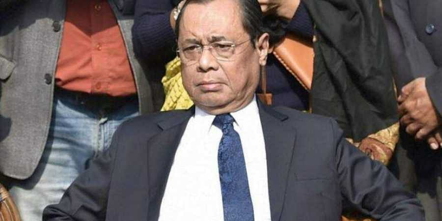 Justice Gogoi, who along with Justices J Chelameswar (since retired), M B Lokur and Kurian Joseph had held a controversial January 12 presser.