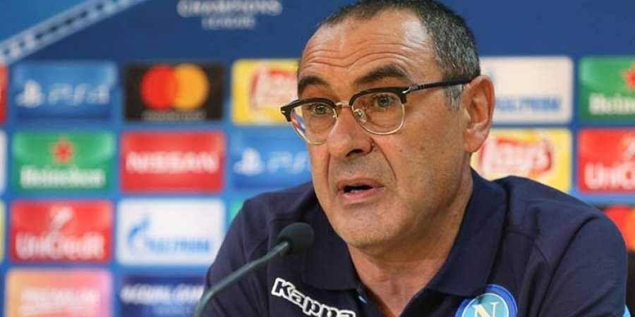 Maurizio Sarri (File | AP)