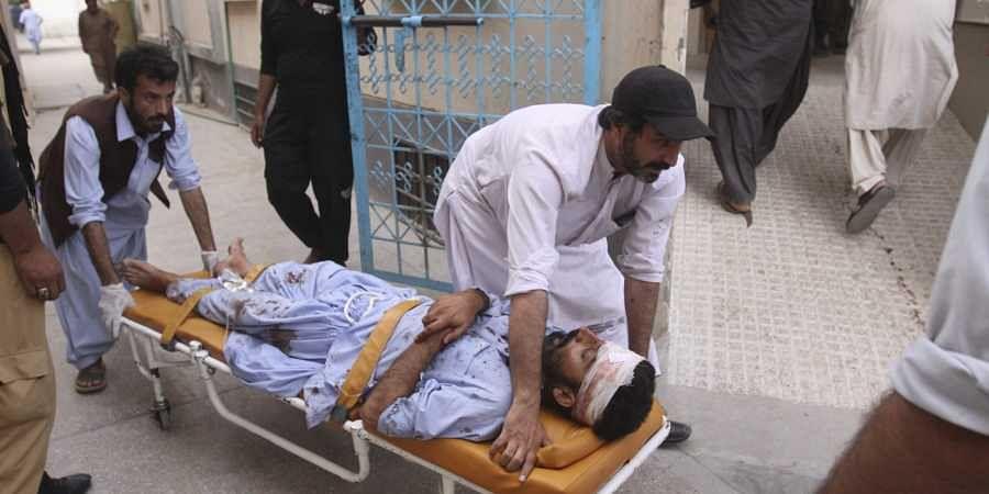 India condemns terrorist attacks in Pakistan- The New ...