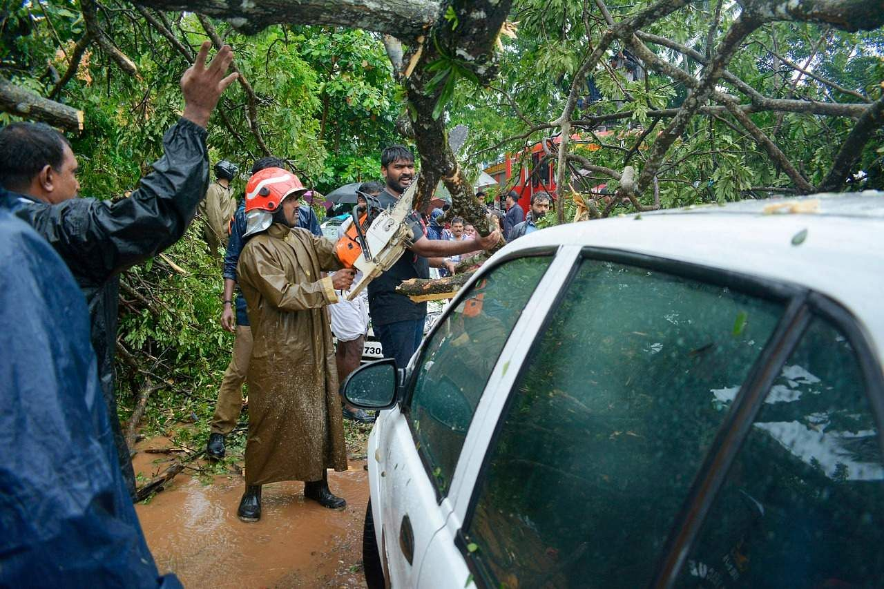 Kozhikode Heavy Rain
