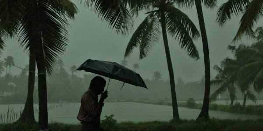 it s pouring more rain in store holiday declared warning issued