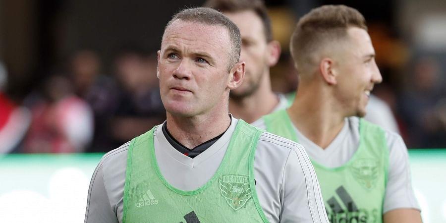 adb77ce45 Wayne Rooney makes triumphant Major League Soccer debut in 3-1 DC ...