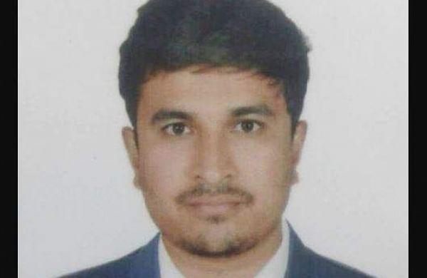 The Bidar lynching victim, Mohammed Azam.