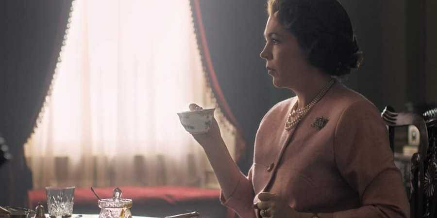 The Crown First Look: Olivia Colman Is Queen Elizabeth II