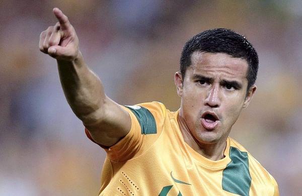 Australia's all-time leading goalscorer Tim Cahill (File photo | AP)