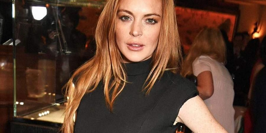 Lindsay Lohan Recorded Herself Trying To Steal The Child Of 'Syrian Refugees'