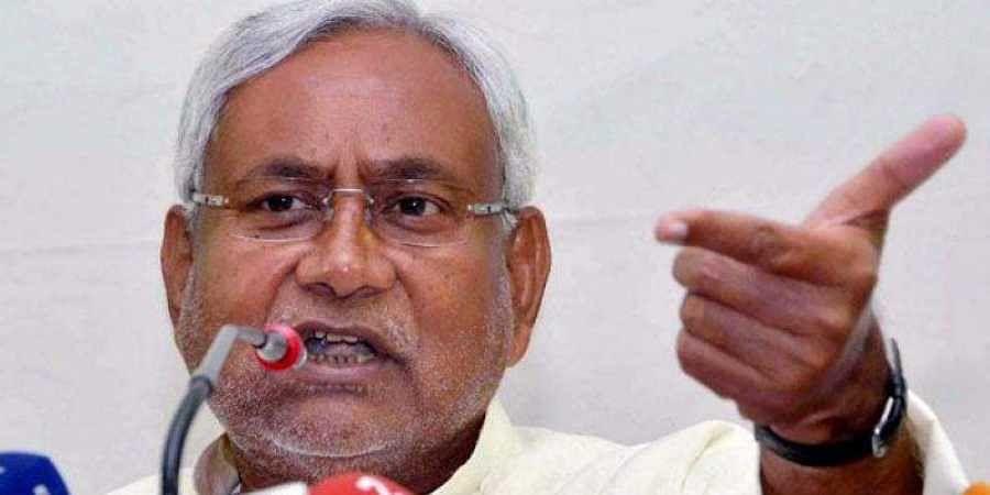 Bihar CM Nitish Kumar (File | PTI)
