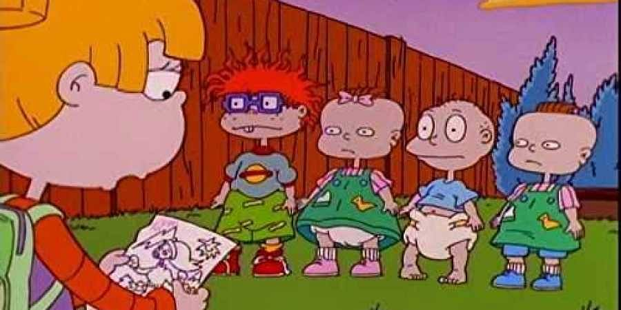 38a0ba1b5a0e2 Rugrats' to return with TV series and movie- The New Indian Express