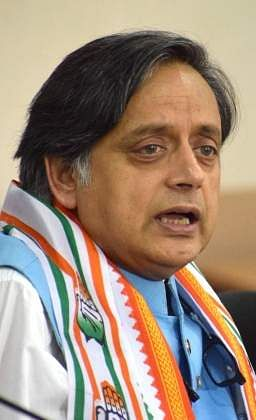 Who gave BJP the right to decide that I am not a Hindu, asks Shashi Tharoor