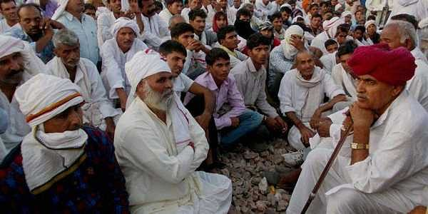 Gujjars entitled to 21 pc quota under OBC too: Rajasthan