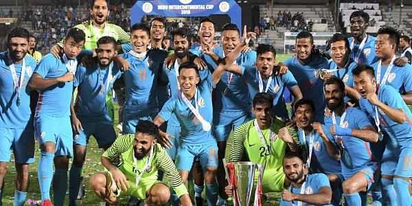 Indian football team | PTI