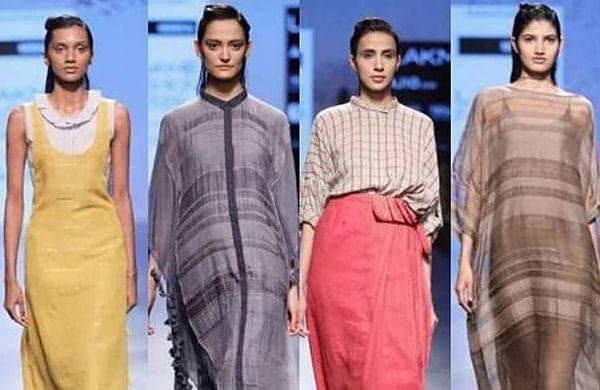 Indian Designer To Exhibit At London Fashion Week S International Fashion Showcase Next Year The New Indian Express
