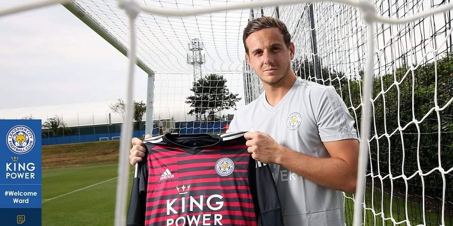 Leicester sign Wales keeper Ward from Liverpool
