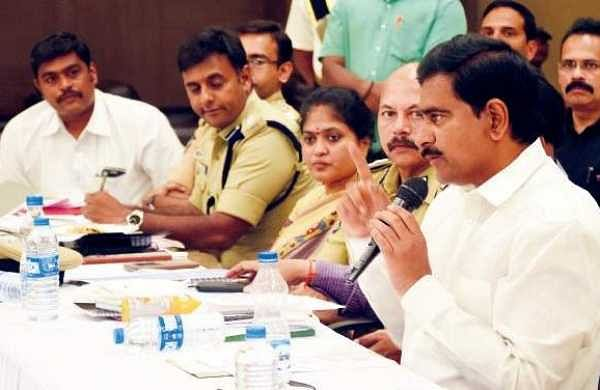 Irrigation Minister Umamaheswara Rao  | Express